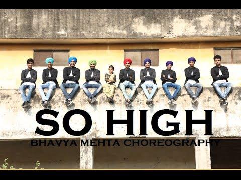 SO HIGH | BHANGRA | BANDITS ACADEMY