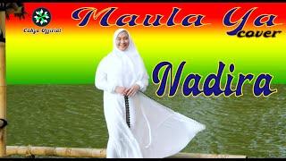 CAHYA OFFICIAL - MAULA YA | COVER