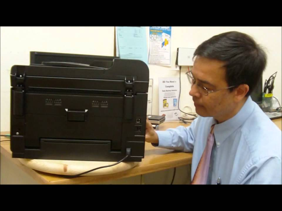 Hewlett Packard LaserJet Pro 100 Color MFP M175nw Printer ...