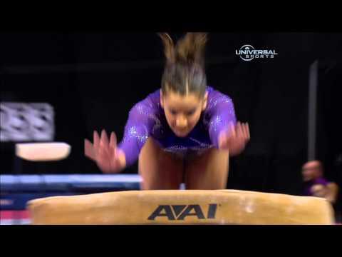 Alicia Sacramone Uneven Bars 2006 Visa Championship