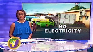 TVJ News: No Electricity at St. James Parish Library - January 21 2020