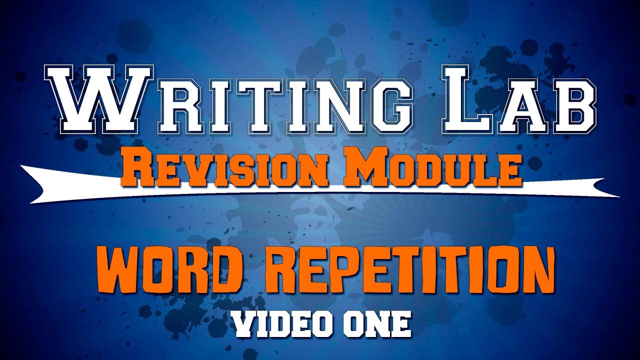 how to avoid redundancy in writing