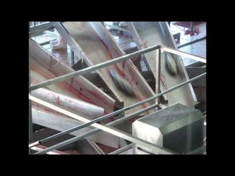 Salmon Fish Farm Chile