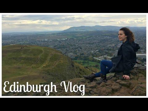 STUDY ABROAD VLOG: EDINBURGH, SCOTLAND