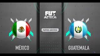 RESUMEN COMPLETO | México 3-0 Guatemala en partido amistoso