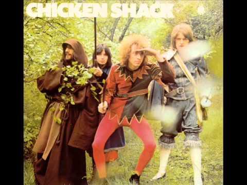 Chicken Shack - Road Of Love