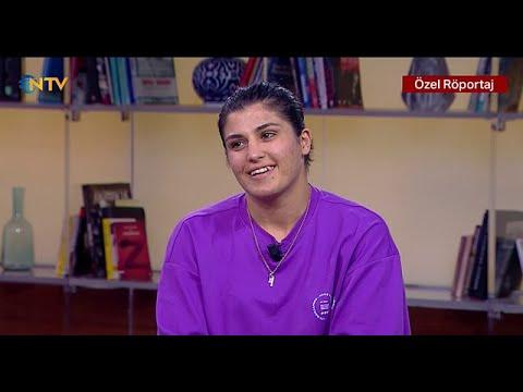 Olimpiyat Şampiyonu NTV'de - Busenaz Sürmeneli: Gerçek Buse'yi Tokyo'da seyretti