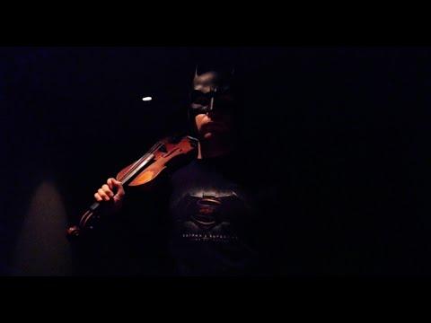 Batman v Superman - Dawn of Justice - Violin vs. Maschine Cover