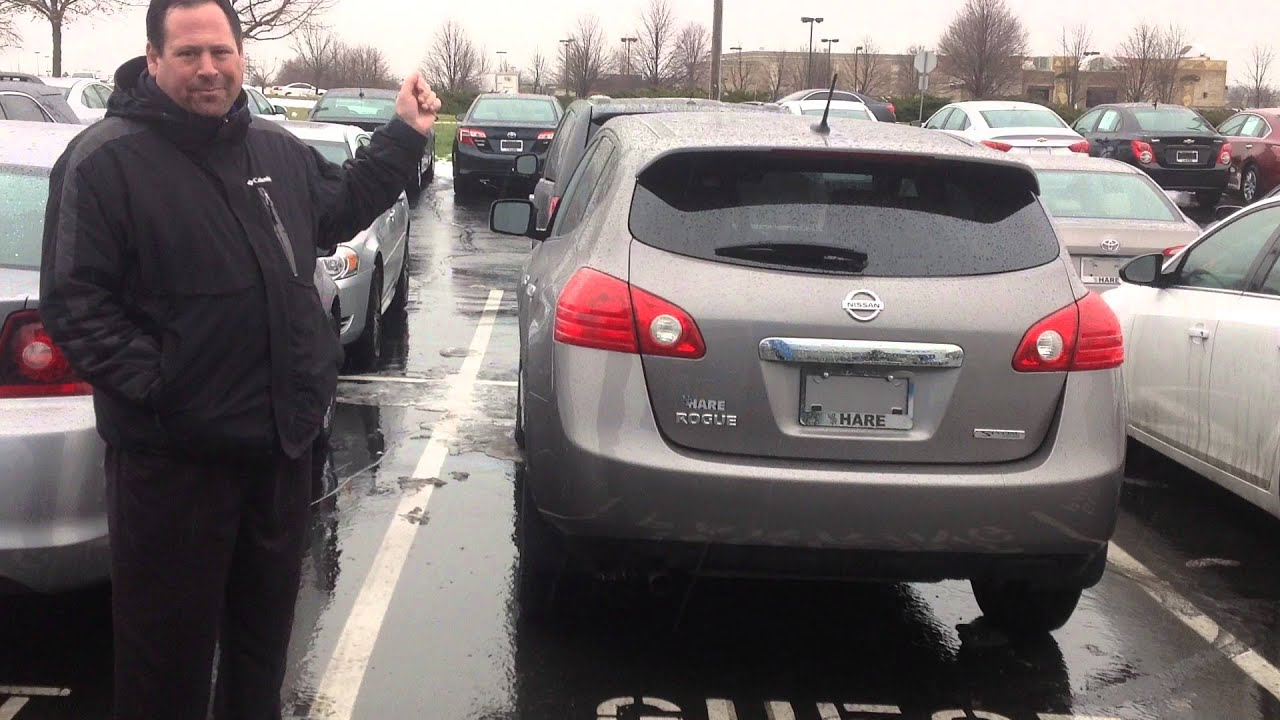 Nissan Rouge 2012: Dave Check At Hare Chevrolet