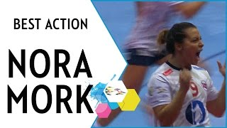Nora Mork, top scorer at Sweden 2016 | Top 5 Goals | EHF EURO 2016