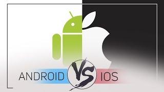 видео 10 причин почему Android лучше iOS