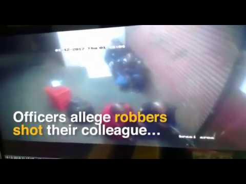 Shock footage exposes cover-up of fatal cop-on-cop shooting