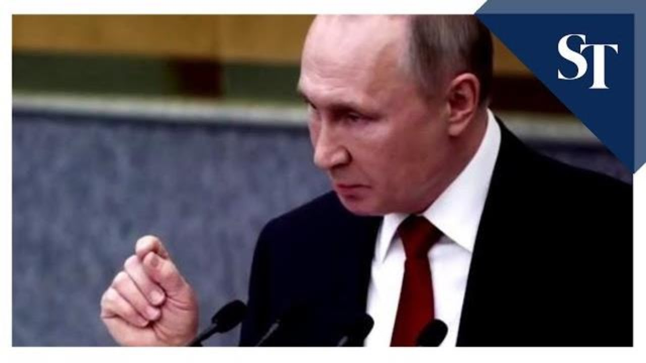 Vladimir Putin considering law change to keep power
