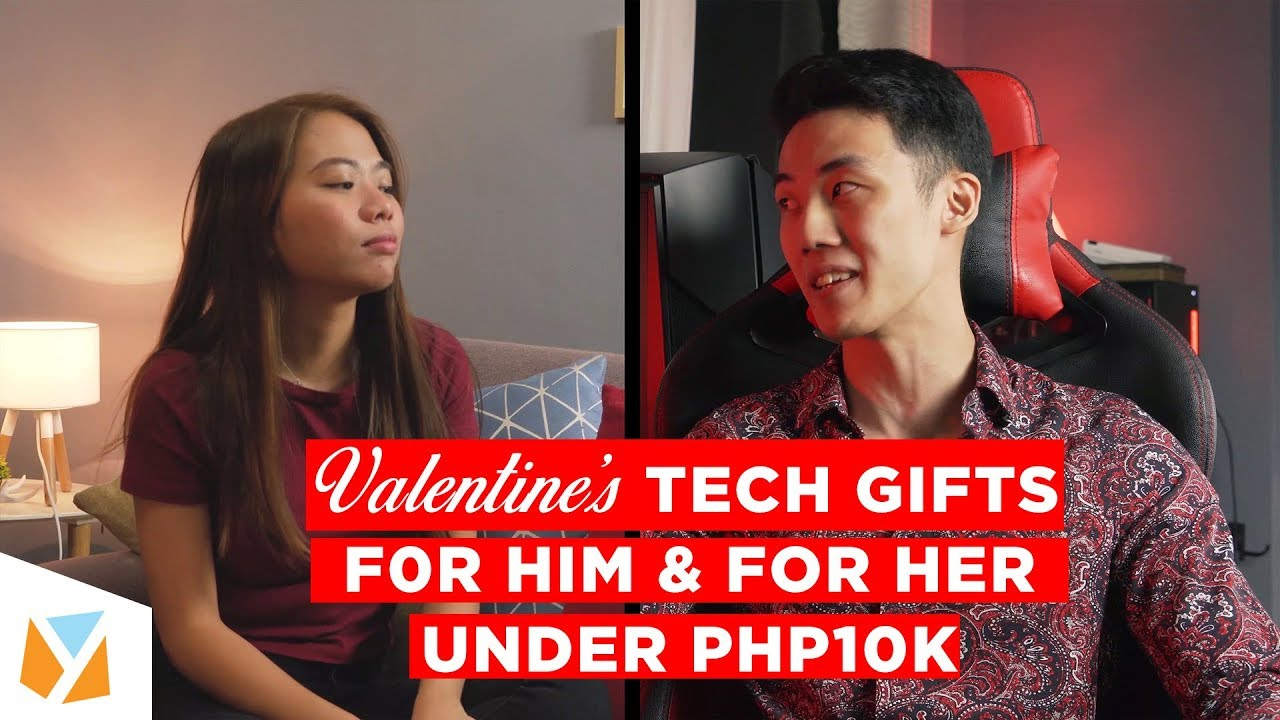Valentine S Day Tech Gift Ideas For Her For Him 2019 Youtube