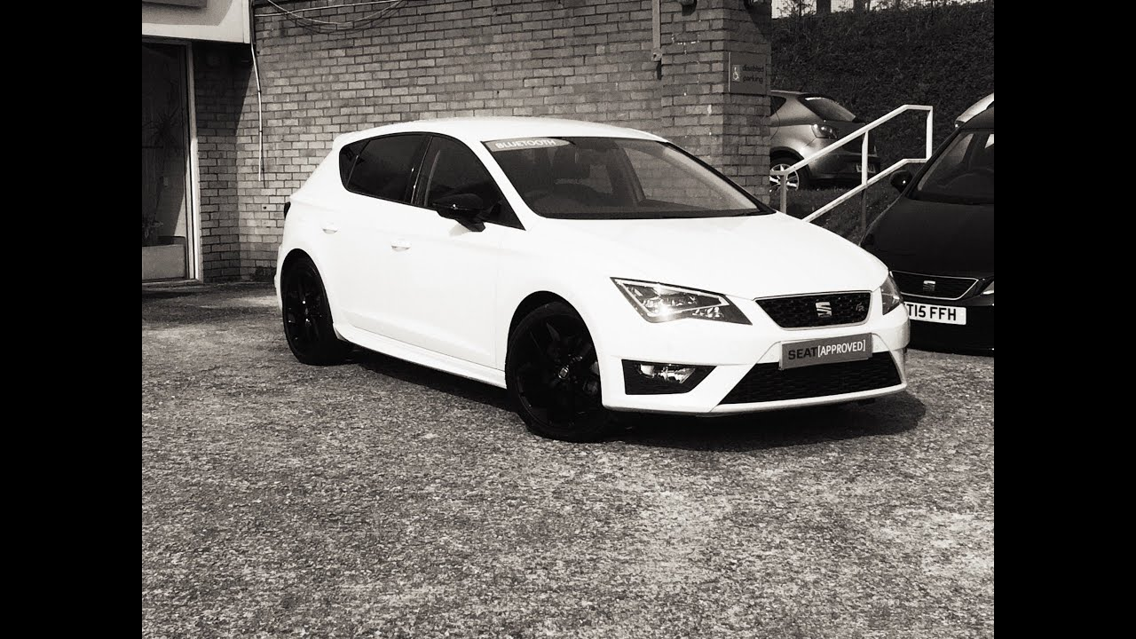 seat leon 2 0 fr 184 ps sport pack sold by bartletts seat in hastings youtube. Black Bedroom Furniture Sets. Home Design Ideas