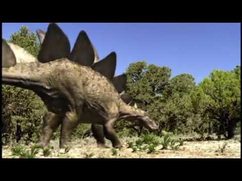 Big Al's Second Year - Walking With Dinosaurs Ballad Of Big Al - BBC