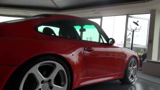 Ruf Turbo R 993 with Ruf chassisnumber in Pfaffenhausen, Bavaria condition is NEW