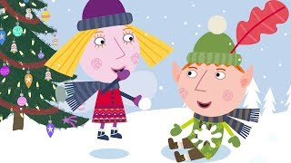 Ben and Holly's Little Kingdom | Preparing for the Christmas Dinner! 🎄 1Hour | HD Cartoons for Kids
