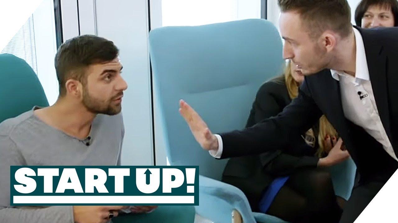 Streit zwischen den Gründern: Ned gegen Daniel | Start Up! | SAT.1 TV