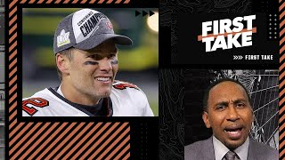 Tom Brady will always be welcome in Foxborough! - Stephen A. sounds off on Byron Cowart