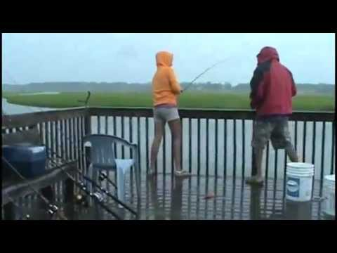 Just Some Fishing When HOLY CRAP SHARK (UNCUT, FULL VERSION!)
