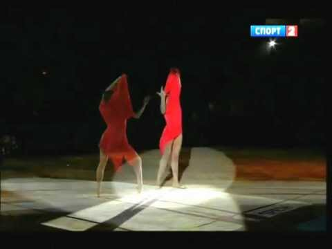 Evgenia Kanaeva Gala 2012. Nizhniy Novgorod