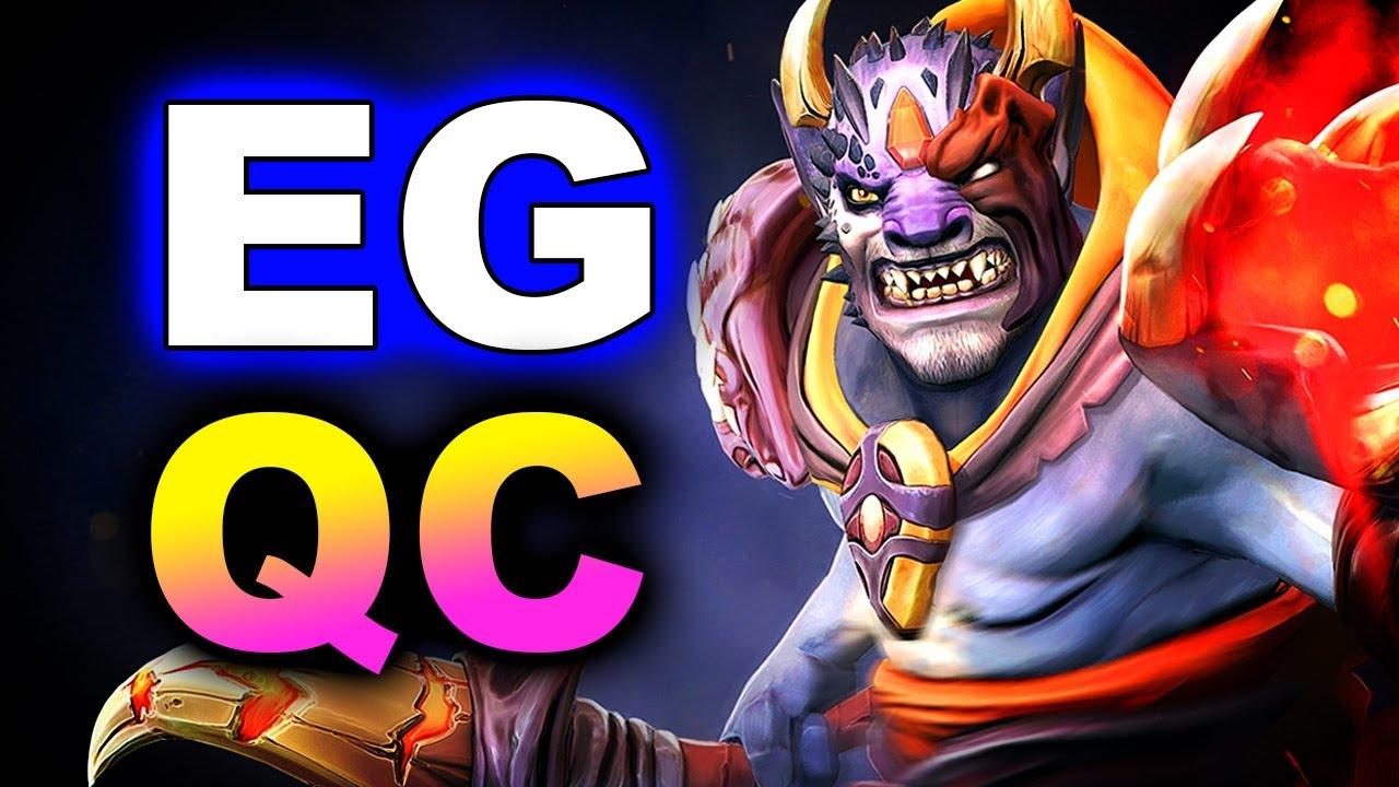 EG vs Quincy Crew - FVBet Showmatch DOTA 2 thumbnail