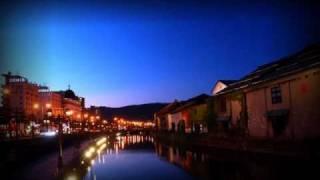 小樽運河・ライトアップ