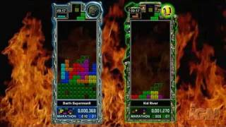 Tetris Evolution Xbox 360 Gameplay - Xbox Live