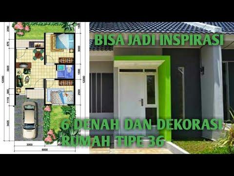 Renovasi Rumah Tipe 36 Minimalis Merubah Denah Rumah Type 36 Youtube