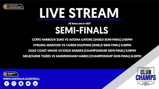 #ClubChamps LIVE | Day 5 (Semi-Finals)