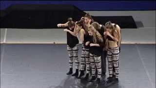 Caro Dance Mistrzostwa 2012 Vicemistrzowie Świata Jazz Juniorzy chor. Jakub Mędrzycki