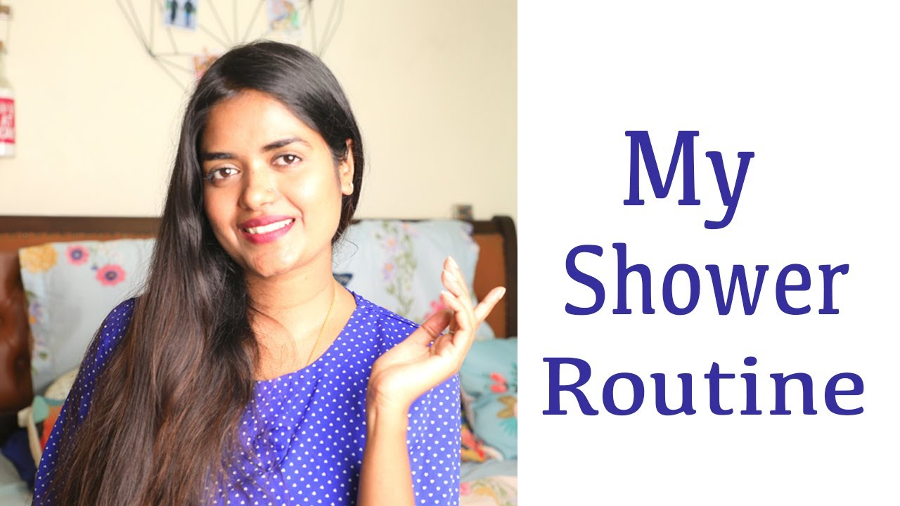 It's All About My Bathing Products | Shower Routine