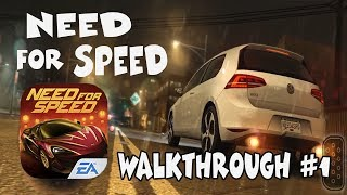 Need For Speed No Limits | Racing game for iOS Android gameplay walkthrough