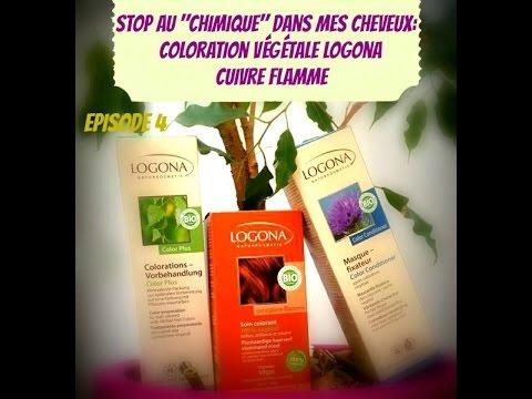 stop au chimique dans mes cheveux coloration vgtale logona cuivre flamme episode 4 - Coloration Vgtale Logona