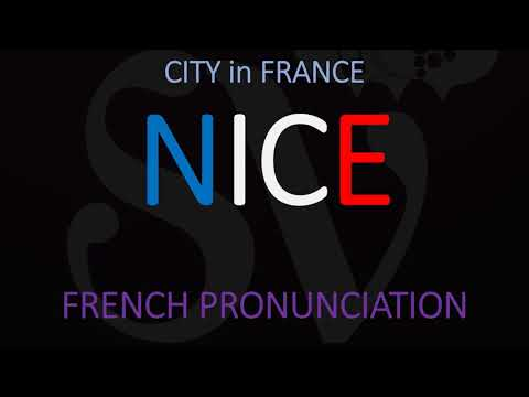 How To Say Nice? French City Pronunciation Tutorial