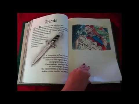 Video di presentazione Libro delle ombre di STREGHE in italiano di MagiCraft Shop 1/3