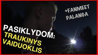 PASIKLYDOME TAMSOJE! +FANMEET PALANGA | su Andrius Talžūnas, Lina, Dejmukas, Džestina