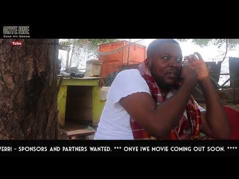 Igbo Comedy - Onye Iwe ( Pure Virus )