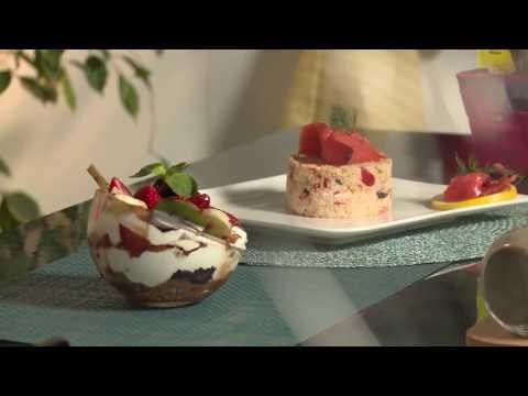 recette-de-cuisine-maghrébine---pilaf-au-saumon-&-verrine-speculos,-café-et-fruits