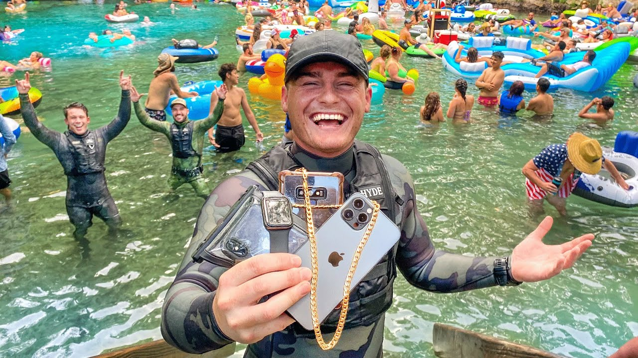 Divers Shocked on What They Find Under 20,000 People! (Total Value: $10,000+)