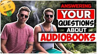 How to Make Money with Audiobooks | Answering Important Questions About Audible!