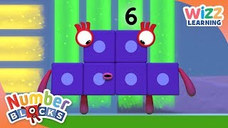 Numberblocks - How Do You Get To The Top? | Learn to Count | Wizz Learning