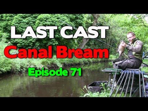 LAST CAST Huddersfield Narrow Canal Bream e71 Match Fishing