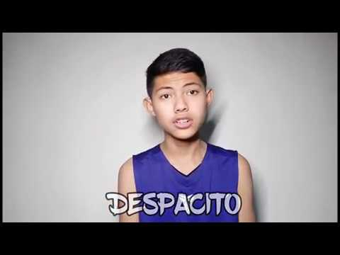 DESPACITO With Music from Auw Genta