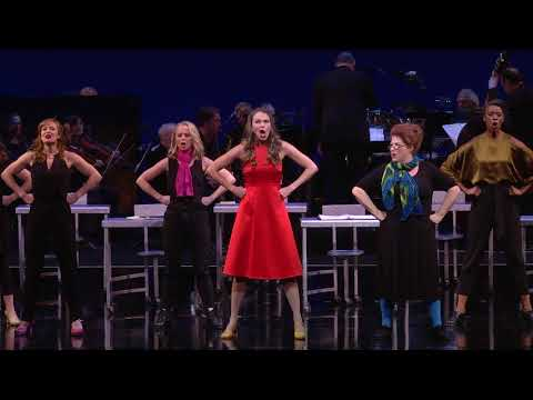 Thoroughly Modern Millie 15th Anniversary Reunion Concert Highlights