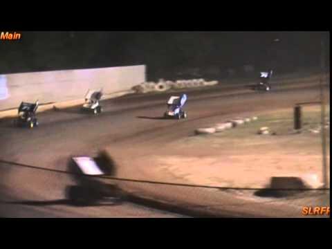 8 2 14 Cottage Grove Speedway Huddle Automotive 360 Sprint Main