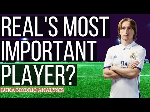 The Most Important Footballer For Real Madrid - Luka Modric Analysis