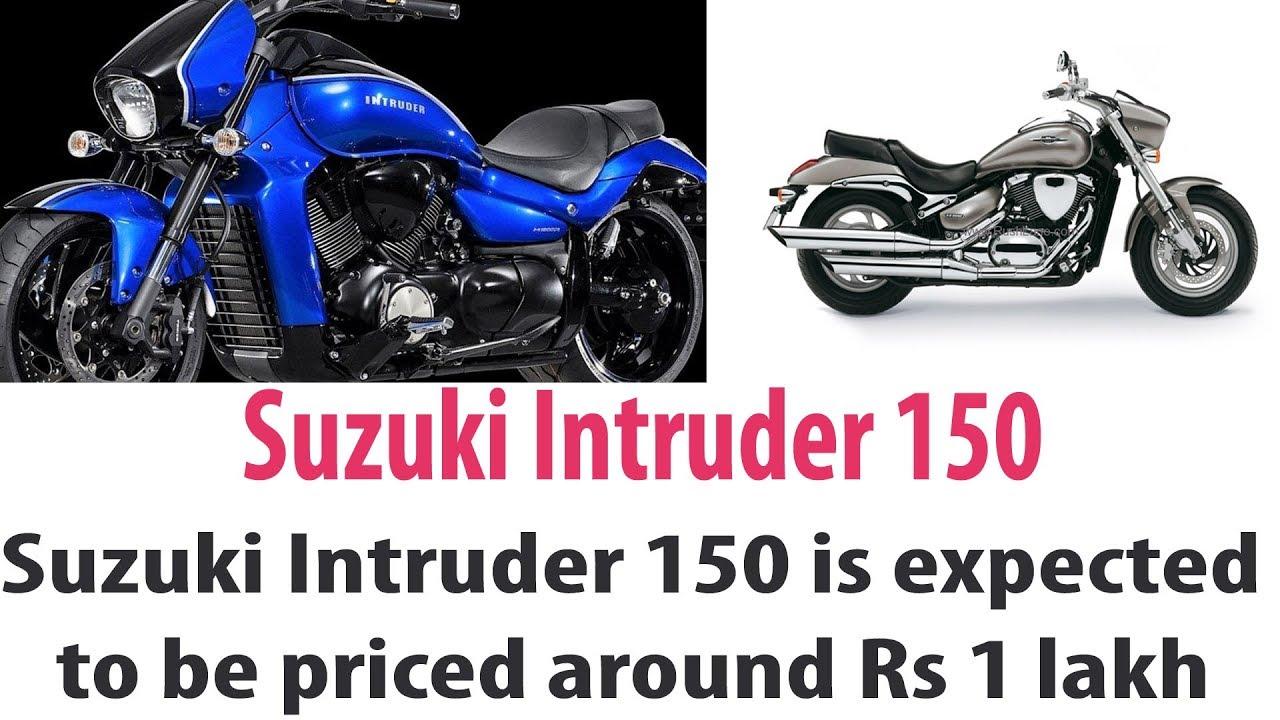 Suzuki Intruder 150 Launch In India In November 7 Lentech Suzuki