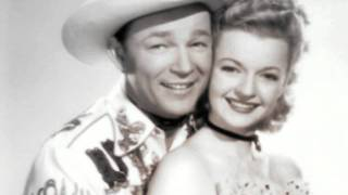 Roy Rogers & Dale Evans THE BIBLE TELLS ME SO